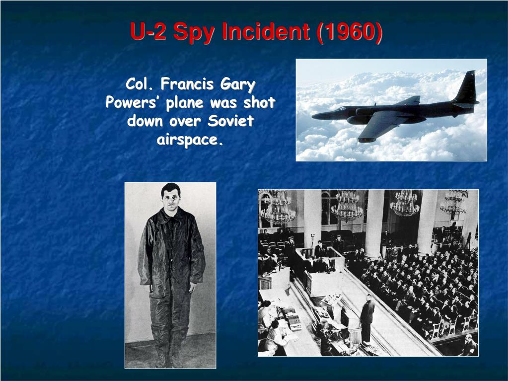 PPT - U-2 Spy Incident (1960) PowerPoint Presentation - ID