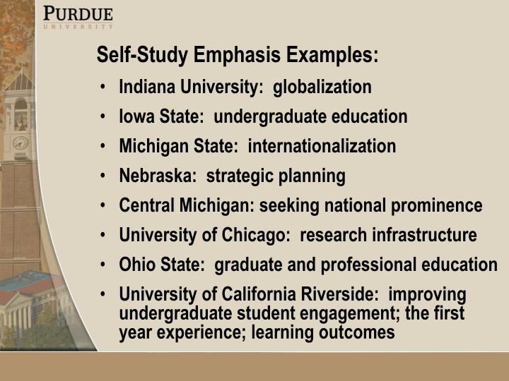 Indiana University:  globalization