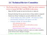 lc technical review committee1