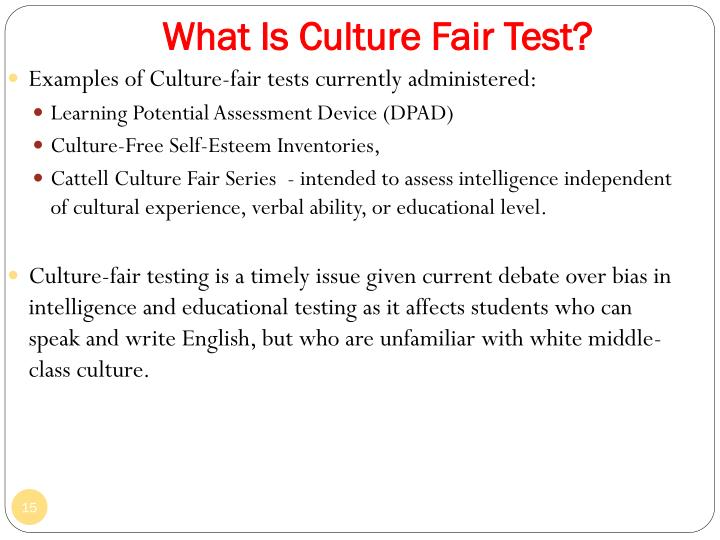 Ppt Topic 9 Cross Culture Issues In Assessment And Measurement