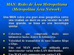 man redes de rea metropolitana metropolitan rea network