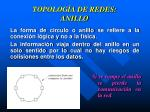 topolog a de redes anillo1