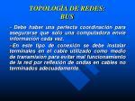 topolog a de redes bus1