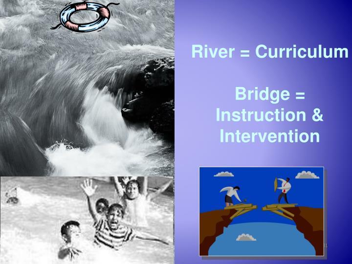 River = Curriculum