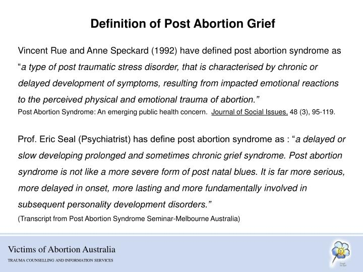 social issues with abortion