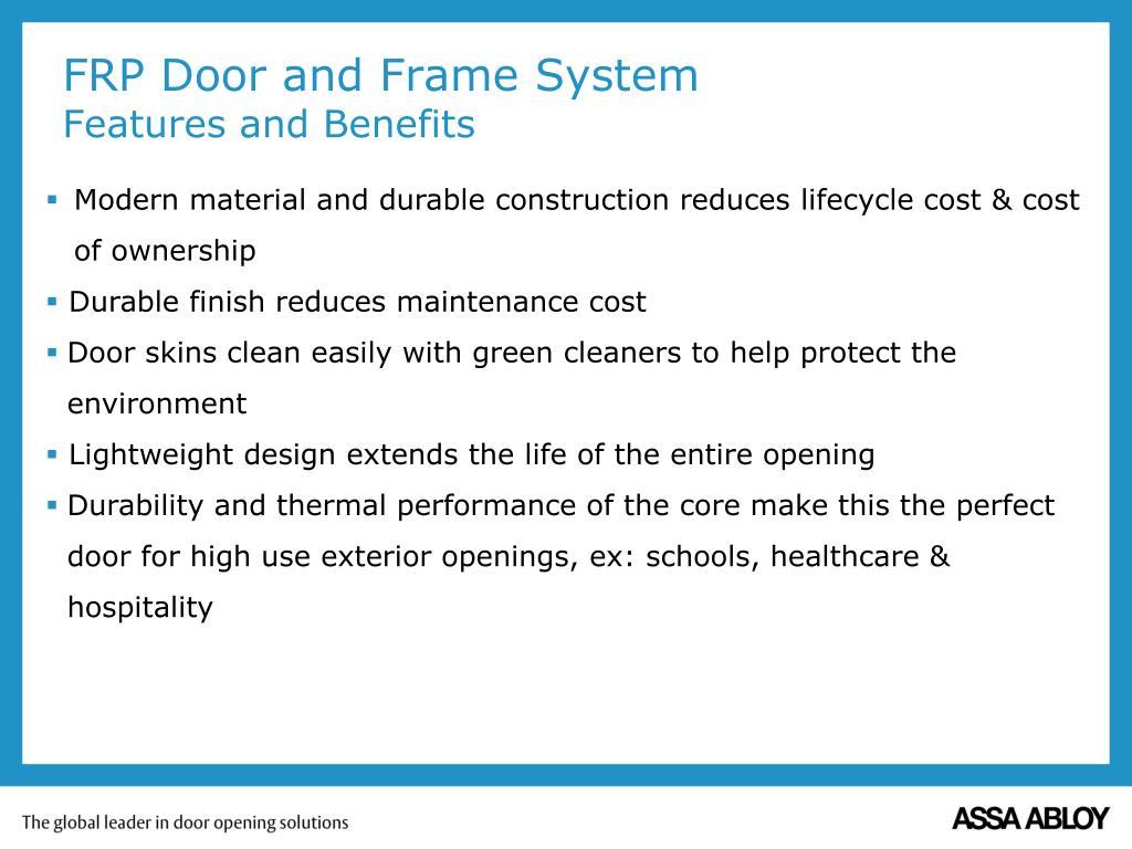 Frp Door Frame At Rs 350 Meter Frp Door Frame Id 14970860848