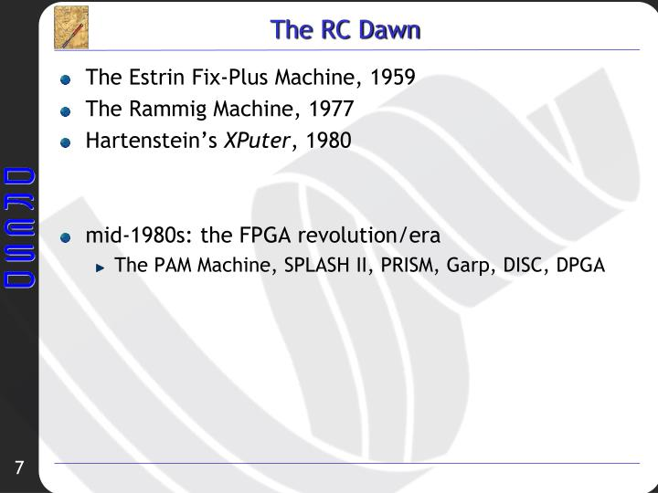 The RC Dawn