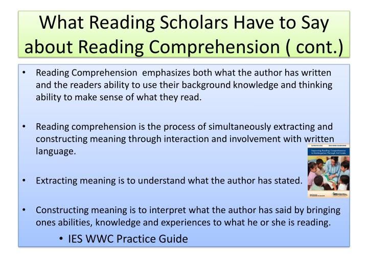 constructing meaning through reading and writing What is literature-based instruction adults develop literacy (reading, writing  is also modeling the constructing of meaning through response.