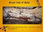 great hall of bulls1