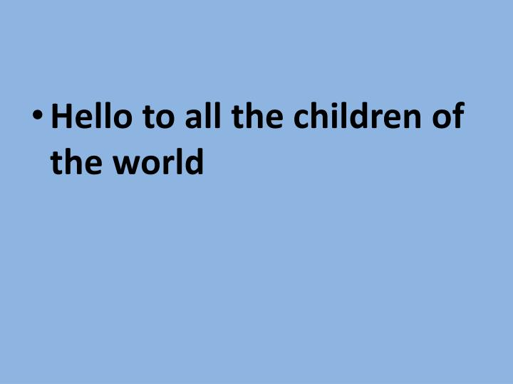 Hello hello song preschool songs mp3 download naijaloyal. Co.