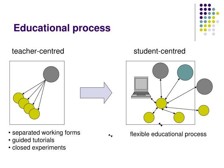 Educational process