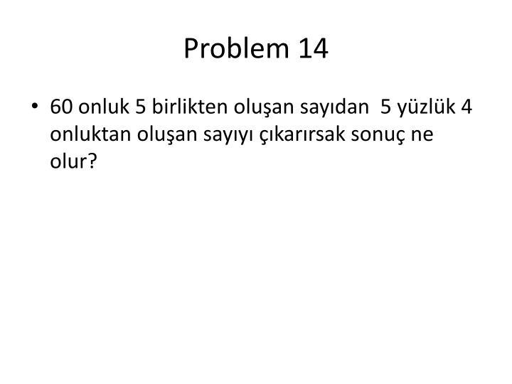 Problem 14