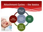 attachment cycles the basics