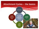 attachment cycles the basics2