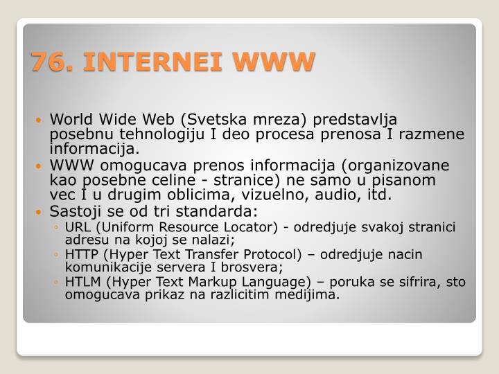 76 internei www
