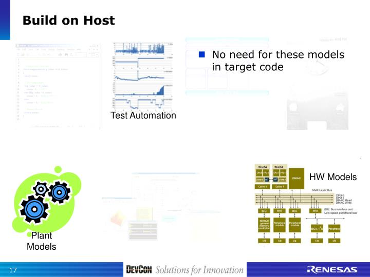 Build on Host