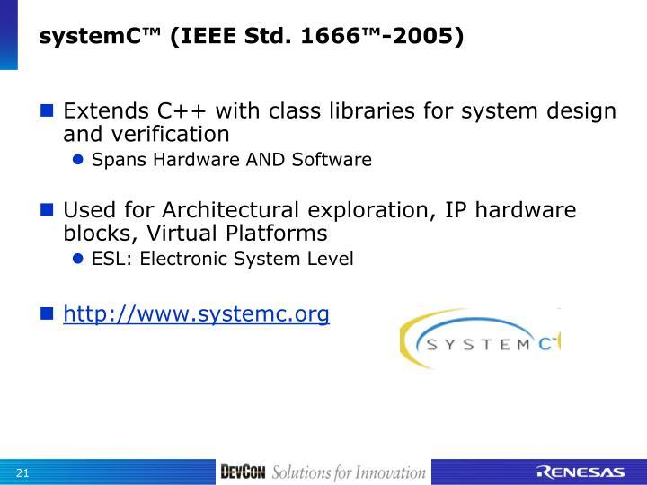 systemC