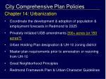 city comprehensive plan policies6