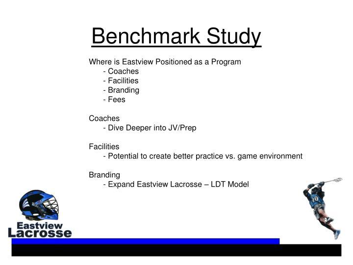 Benchmark Study