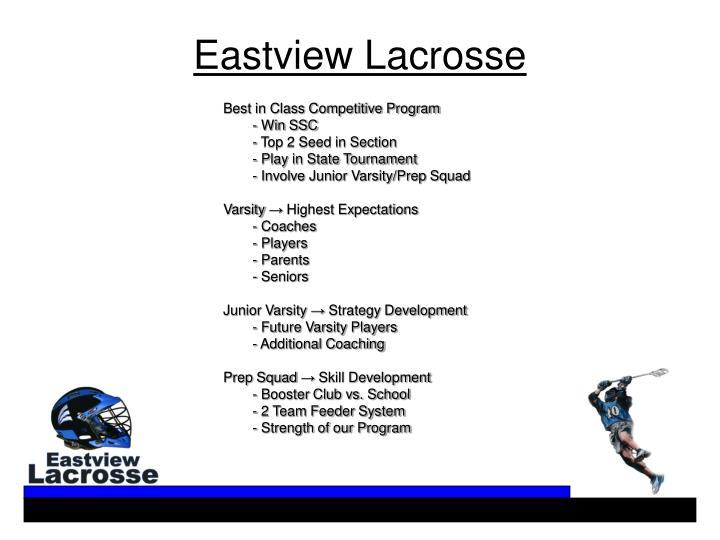 Eastview Lacrosse