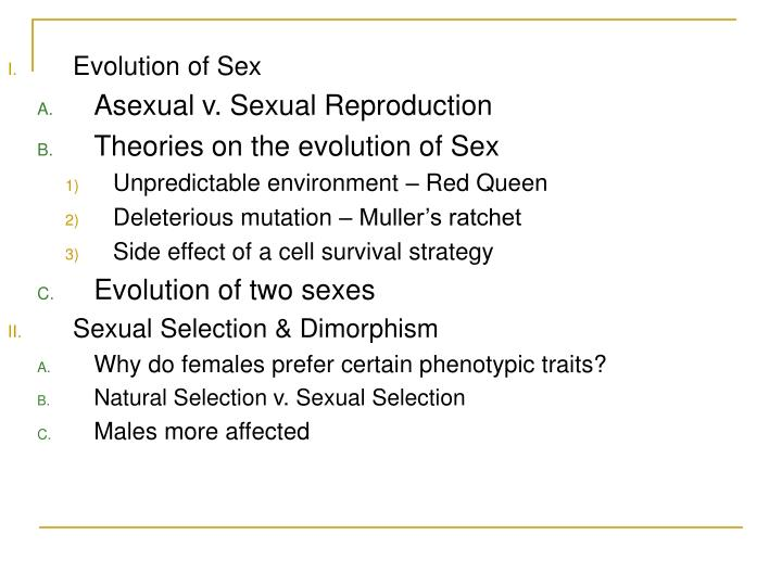 Describe Asexual And Sexual Reproduction As Survival Strategies