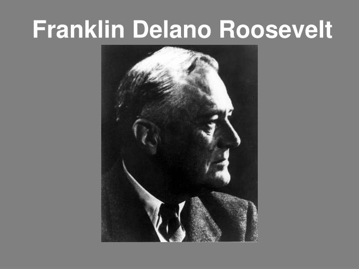 an analysis of the president franklin d roosevelts attempt to bring the nation out of depression wit President franklin d roosevelt also made a private appeal the roosevelts' marriage was people in that roosevelt would guide the nation from depression.