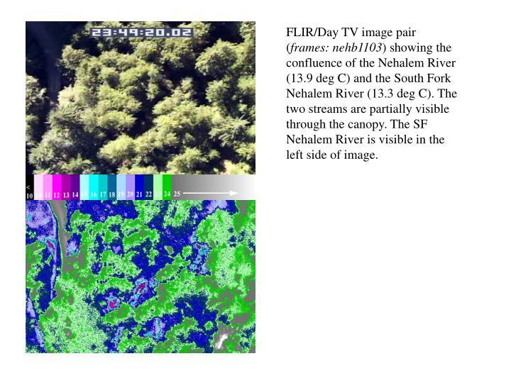 FLIR/Day TV image pair (