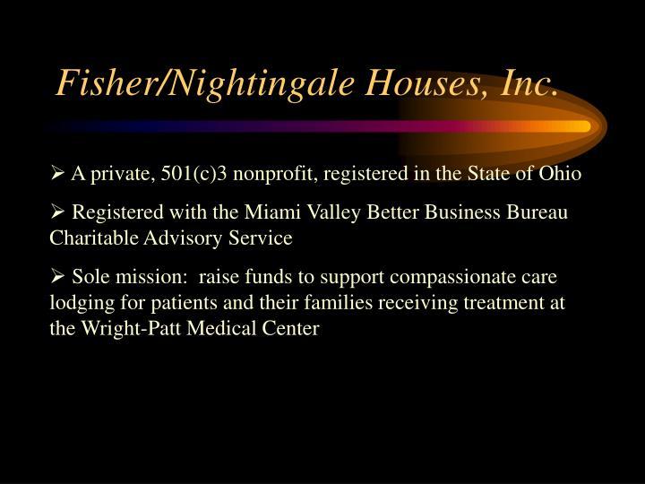 Fisher/Nightingale Houses, Inc.