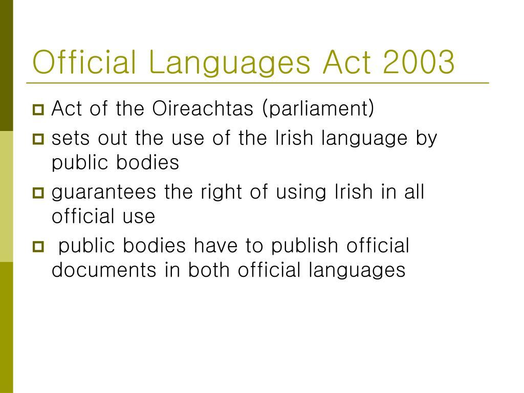PPT - Ireland 진진 , 빌레 , 혜원 , 비아 PowerPoint Presentation - ID