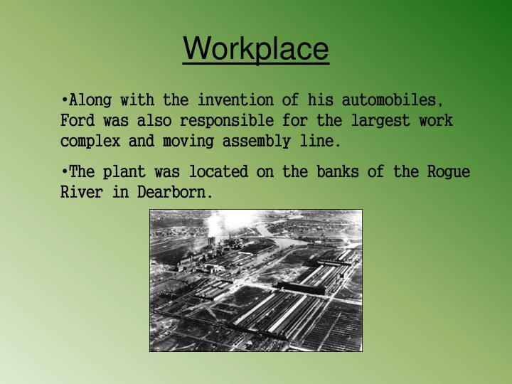 Ppt henry ford powerpoint presentation id 4320075 for Ford motor company retiree death benefits