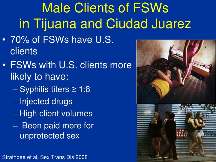Male Clients of FSWs