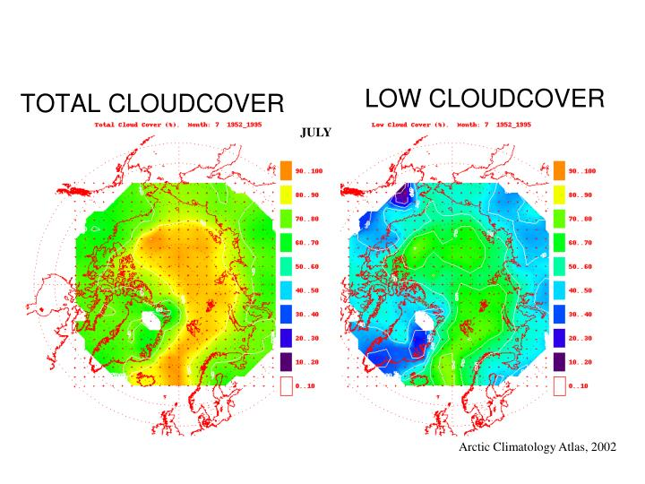 TOTAL CLOUDCOVER