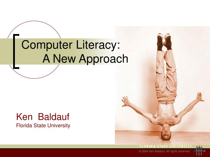 computer literacy a new approach n.