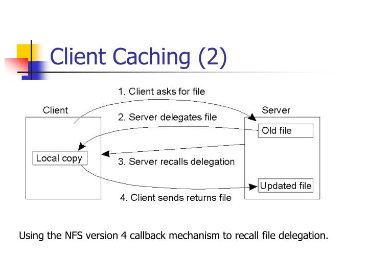 Client Caching (2)