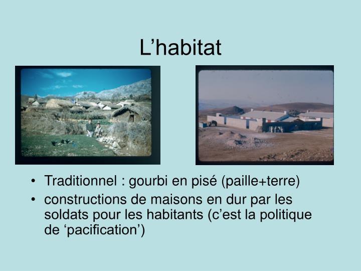 L habitat