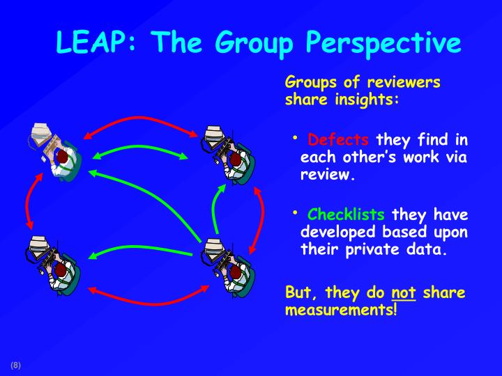 Groups of reviewers share insights: