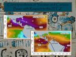 correspondence of yucatan and cariaco basin with respect to the itcz
