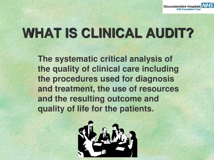 What is clinical audit
