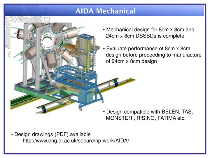 AIDA Mechanical