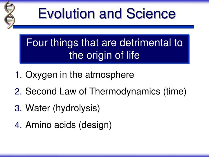 Oxygen in the atmosphere