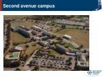second avenue campus