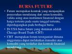 bursa future