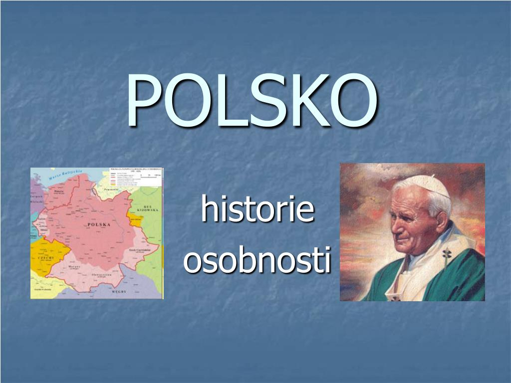 Ppt Polsko Powerpoint Presentation Free Download Id 4325068