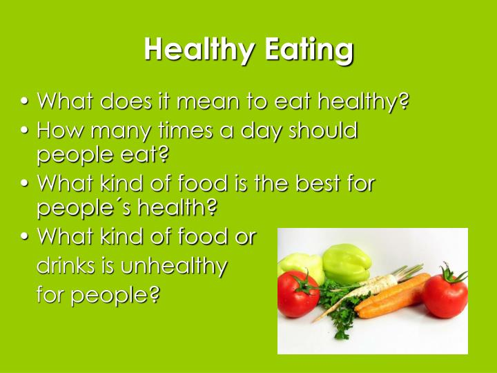 what is healthy eating Sfgatecom healthy eating is a guide for overall health through nutrition find tips for preparing healthy dishes, improving diets, and eating right.