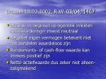brussel 18 02 2002 r w 03 04 1467