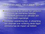 gent 17 03 2003 t r v 2004 367