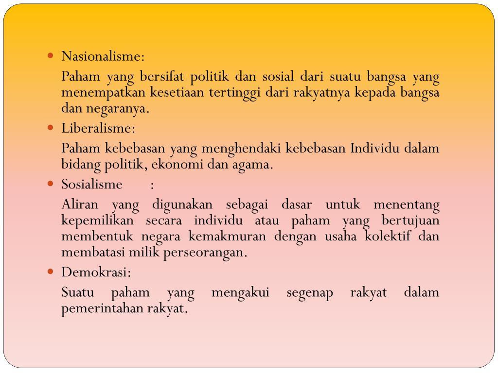 PPT - DEMOKRASI PowerPoint Presentation, free download ...
