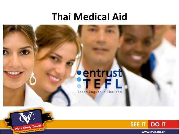 Thai Medical Aid