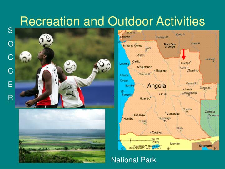 Recreation and Outdoor Activities