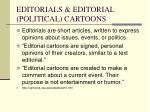 editorials editorial political cartoons